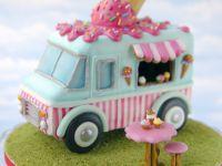 Themaworkshop Vintage Ice Cream Truck (Zwijndrecht NL)