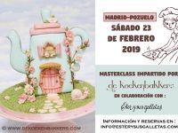 Teapot House & Cuckoo Clock classes in Madrid (Spain)