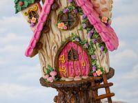 Nieuwe themaworkshop Gingerbread Fairy House in Voorburg (NL)