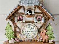 Gingerbread Fairy House & Cuckoo Clock classes in Altdorf (CH)