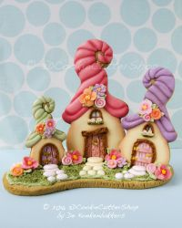 Fairy House, Caravan & Ice Truck Classes in Madrid (ES)