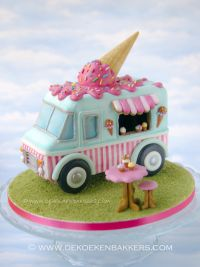 Ice Cream Truck, Cuckoo clock & Teapot classes in Ocean Township NJ (USA)