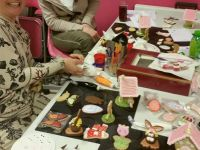Basics in Cookie Decorating class at Taartshoppie in Zwijndrecht (Netherlands)