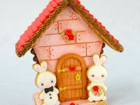 Gingerbread Bunny House