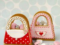 3D Handbag cookies 4