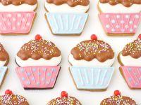 Cupcake cookies!