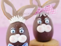 Easter Bunnies by De Koekenbakkers