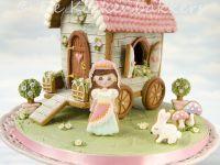 Gingerbread Gipsy Caravan
