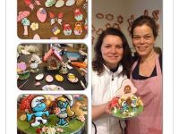 Private cookie decorating class with Maria from Moscow