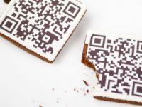 QR code cookies
