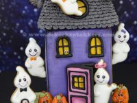 Happy Haunted Gingerbread House